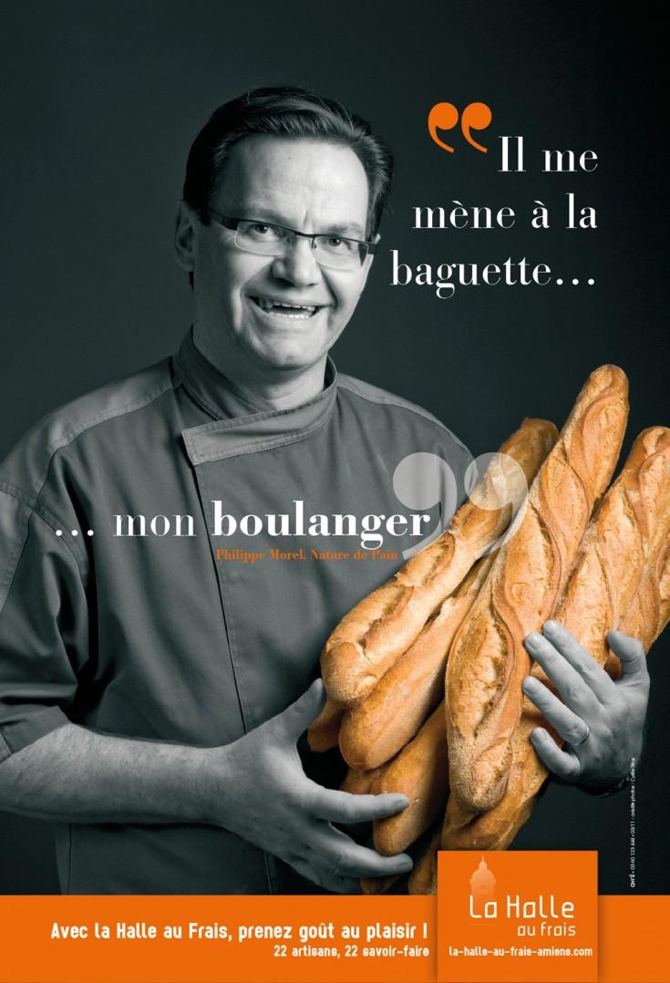 Mon boulanger