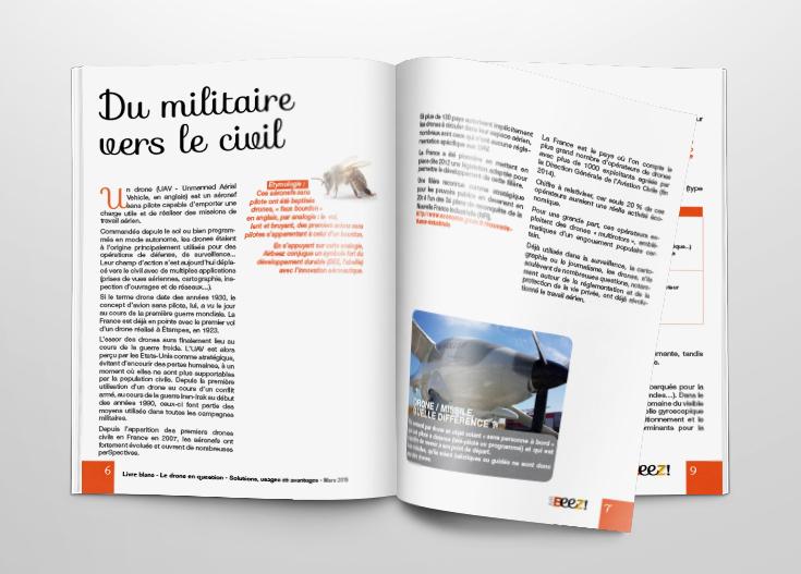 Livre Blanc, Air beez Amiens